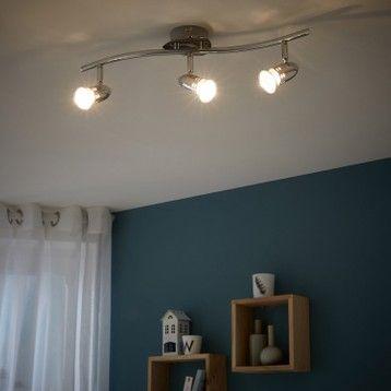 Lustre Suspension Luminaire Plafonnier Luminaires Design Au Meilleur Prix Leroy Merlin