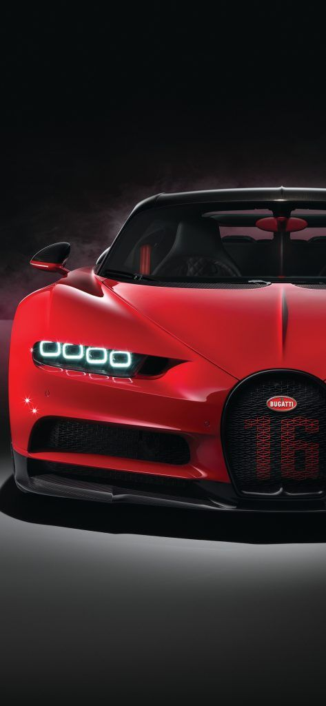 Red Bugatti Chiron Sport Wallpaper Fast Sports Cars Sports Cars Bugatti Bugatti Chiron
