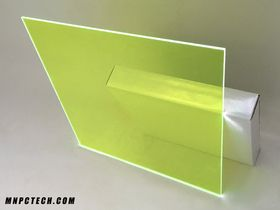 Uv Green Fluorescent Colored Acrylic Plastic Sheets 12 X 12 Acrylic Plastic Sheets Plastic Sheets Acrylic Panels