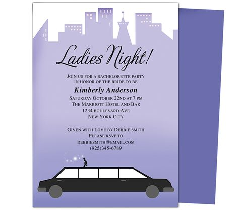 list of pinterest limo party invitations birthday pictures