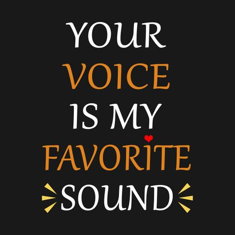 I love Michael's voice so much its so sexy....and luckily for me he listens to music at work and I can hear him singing and I love it because I get to hear his voice.... which has all these effects on me... it calms me... but also turns me on..... I wish I had a recording of his voice so I could listen to it when I am missing him.....that would be so sweet