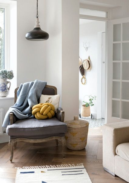 Hygge At Its Finest - A Creative Director's Dreamy Modern Farmhouse - Photos
