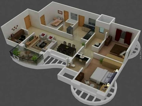 diseño - casas de campo casas de san juanquin Pinterest House - faire sa maison en 3d
