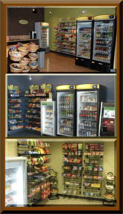 convenience store design an layout Advent Micro Grocery Stores