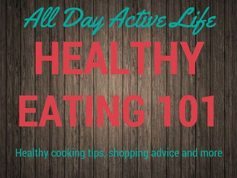 Great ideas, shopping list advice, cooking tips and more