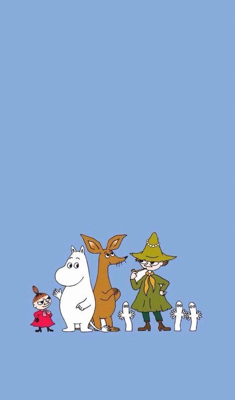 Moomin Wallpapers