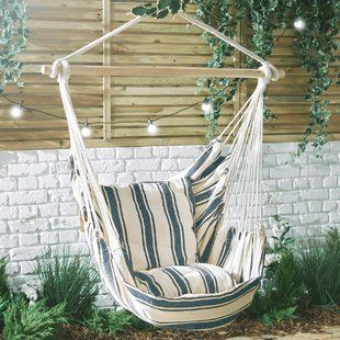 Hangematten Sessel Zum Verlieben Wayfair De Garten Hangematte Gartensessel Stuhl Schaukel