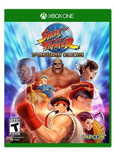 Street Fighter 30th Anniversary Collection Xbox One Sta Https