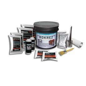 Simiron Rokrez 2 Part Gray Gloss Gloss Garage Floor Epoxy Kit Actual Net Contents 230 Fl Oz At Lowes Com Simi In 2020 Epoxy Floor Garage Floor Garage Floor Paint