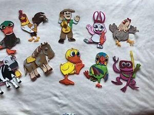 Figuras De Fomi La Granja De Zenon Handmade Ebay Silver Spring