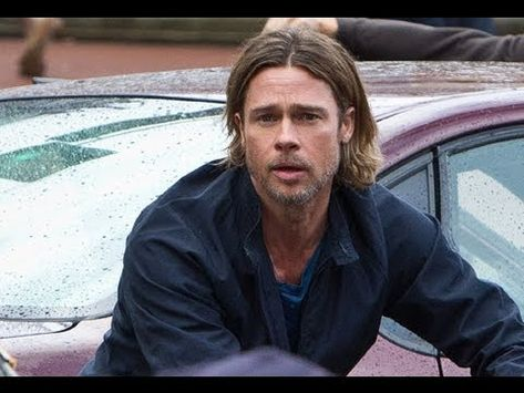 World War Z Official Movie Trailer 1 Book Worth Reading Movie