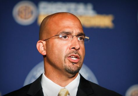 Penn State selects James Franklin to lead football program