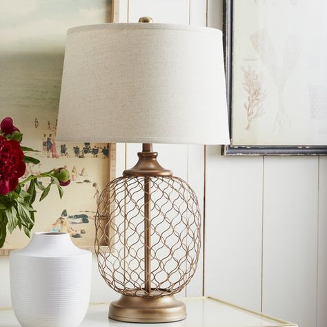 "Found it at Wayfair - 30"" H Table Lamp with Empire Shade"
