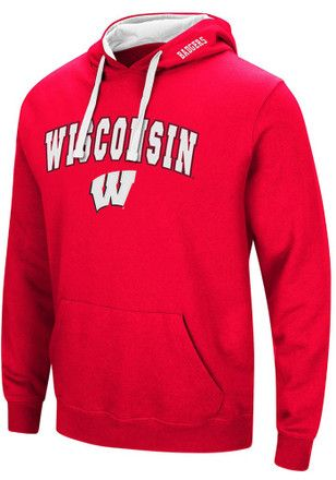 Vector School Spirit Sweatshirt University of Wisconsin Green Bay Mens Pullover Hoodie