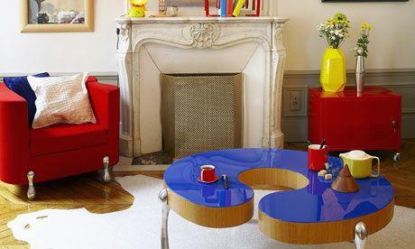 Interiors Primary Colours