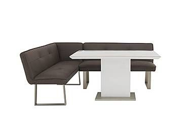Central Park Dining Table Right Hand Facing Corner Bench And Standard Bench Set Multi Saver Set Dining Bench Seat Corner Bench Corner Dining Bench