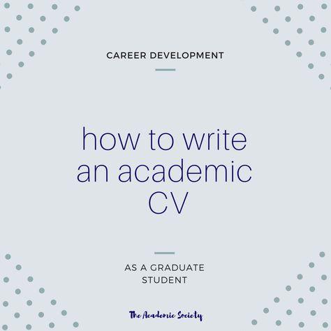 Academic CV Guidelines - Careers Advice - jobsacuk job - academic cv