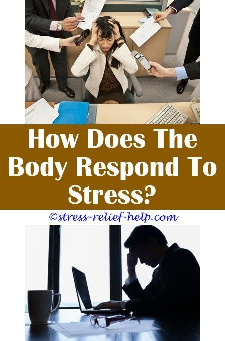 how long stress relief jobs