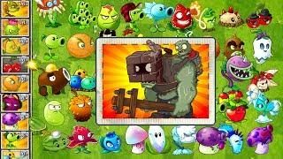 Plants vs Zombies 2 Every Premium and Free Plant Power Up vs