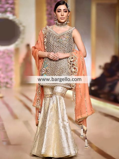 Trendy Wedding Dress for Wedding and Special Occasions Style with a difference this season in this trendy