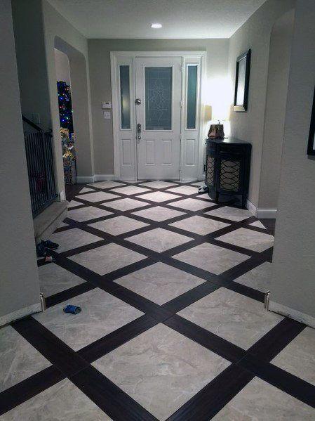 Top 50 Best Entryway Tile Ideas Foyer Designs Wood Tiles Design Wood Tile Floors Porcelain Wood Tile Floor
