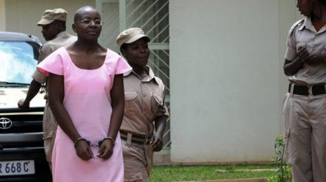 Rwanda jails opposition leader Victoire Ingabire - France 24 www.france24.com720 × 405Search by image Rwanda's high court sentenced Victoire Ingabire, a leading opposition politician, to eight years in prison Tuesday, in a case that was linked to the ...
