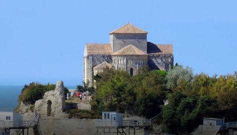 Talmont Sur Gironde Gironde Royan Charente Maritime