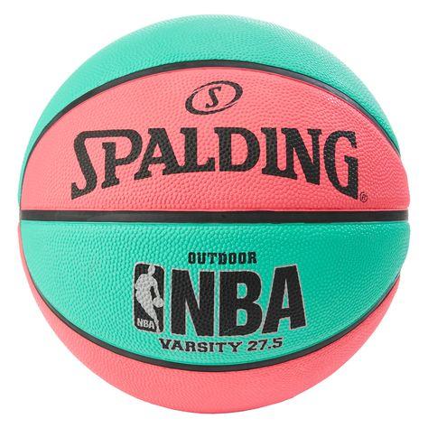398f676b0a9 NBA Street Basketball - Pink & Purple - Intermediate Size 6 (28.5
