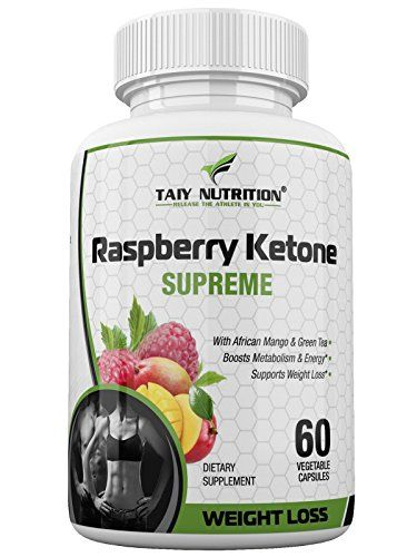 Taiy Nutrition Supreme Raspberry Ketones African Mango Click Image To Review More Details It Is Amazon Affili