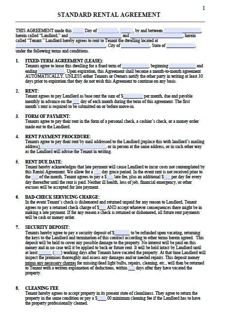 16 Year Residential Lease Agreement 166 Moments To Remember From 16 Year Residential Rental Agreement Templates Lease Agreement Lease Agreement Free Printable