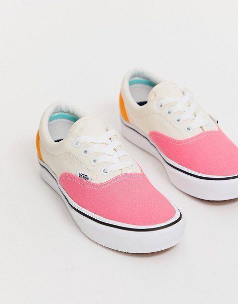 Vans Comfycush Era Color Block Sneakers
