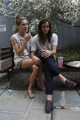 Dylan Rieder And Erin Wasson