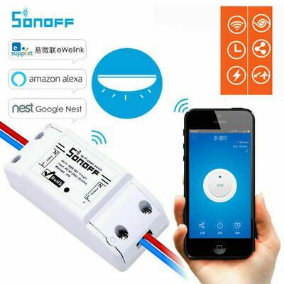 ITEAD WiFi Wireless Smart Switch Module ABS Shell Socket for Home DIY Sonoff