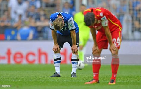 DEU: DSC Arminia Bielefeld v 1. FC Union Berlin - Second Bundesliga