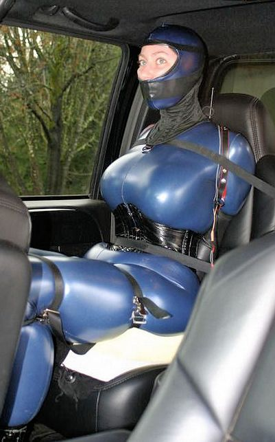 Bondage in the car
