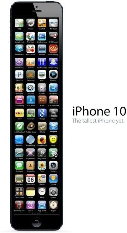 iPhone, iPhone 10