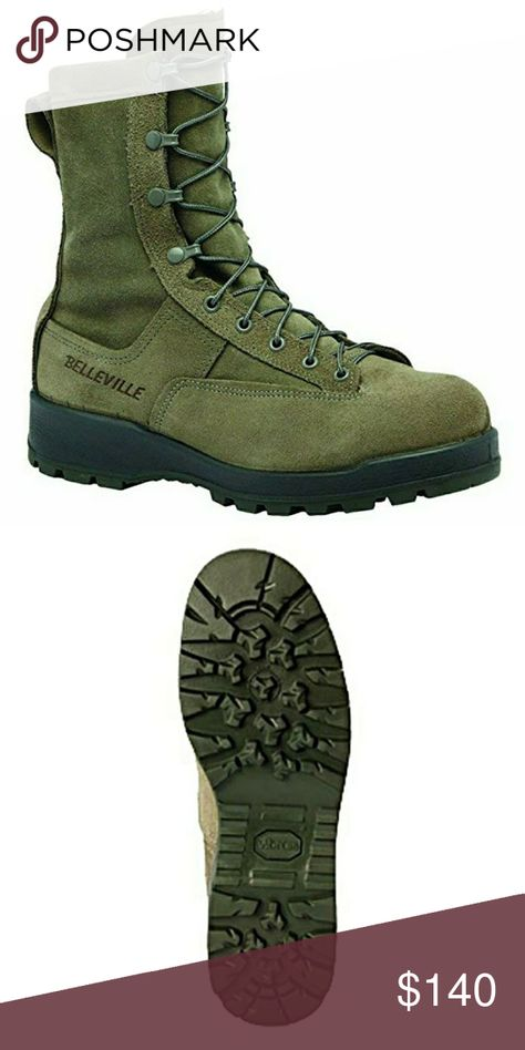 Cold Toe Military Steel Belleville Weather Boots Work LSpqMzjUVG