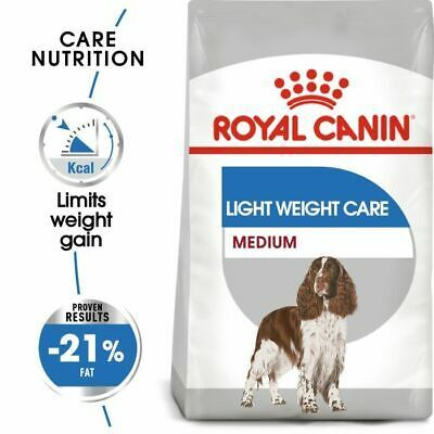 Royal Canin Dog Dry Food Medium Light Weight Care 9kg Nutrition Pet Supplies Uk 829377457275 Ebay Royal Canin Dog Royal Canin Pet Supplies