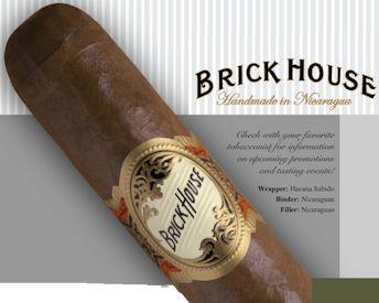 Brick House Cigars Ad