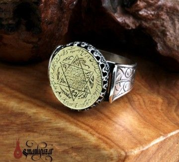 Muhru Suleyman Pirinc Plaka Uzerine Tamami El Yazmasi 925 Ayar Gumus Yuzuk Rings For Men Silver Bracelet Class Ring