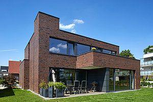 Villa Werne Referenzen Wohnhauser Klinkerwerk Hagemeister Wohnen Haus Style At Home