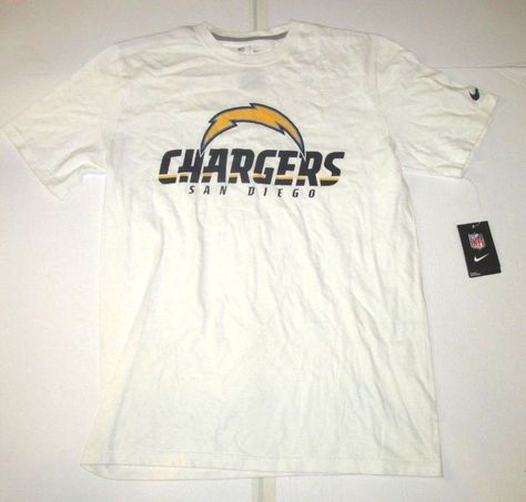 Nike White Diego About Nfl Chargers San Xl T Shirt Details Mens Rzw8qHRE