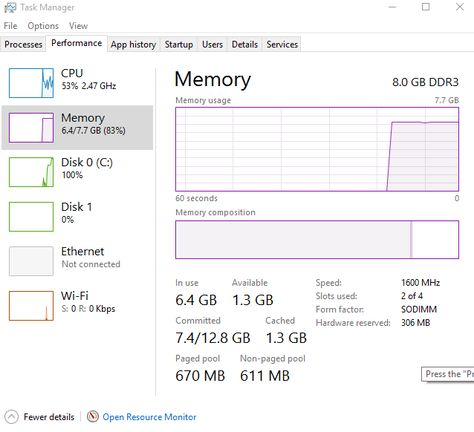 Locate And Fix Windows 10 Memory Leaks Solved With Images