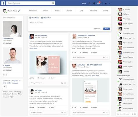 Best Facebook Pages For Home Decor Best Facebook Pages Facebook Design Dashboard Design