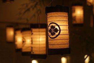 Lanterns The Japanese Ancestors Of Electric Lamps Hoshino