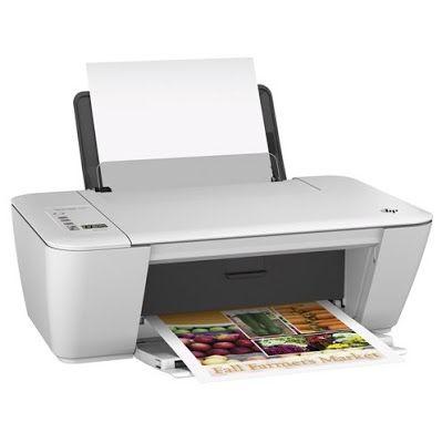 Hp Deskjet 2540 Drucker Treiber Und Software Drucker Scanner Hp