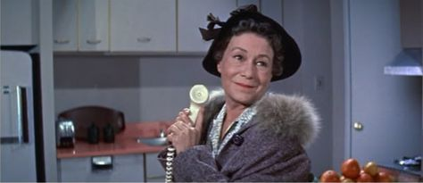 Thelma Ritter (6 times)