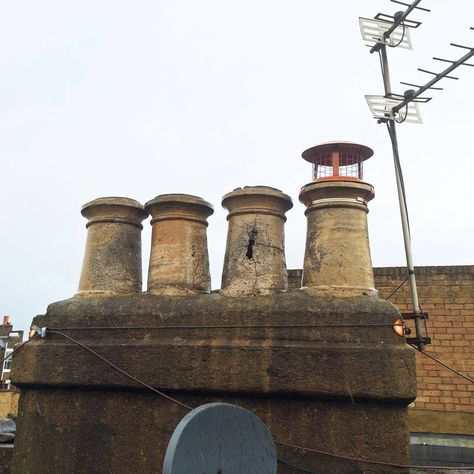 Products: Chimney pots and cowls   Bens Tiles and