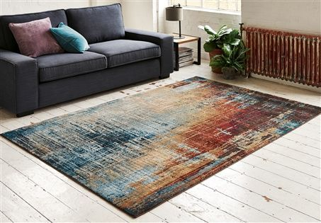 Salvage Abstract Rug With Images Abstract Rug Living Room