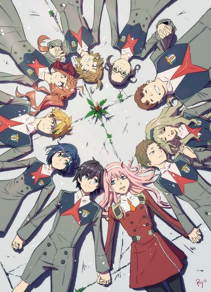 Darling In The Franxx Ep 1 Vostfr : darling, franxx, vostfr, Babies, Ideas, Anime,, Aesthetic, Anime, Characters